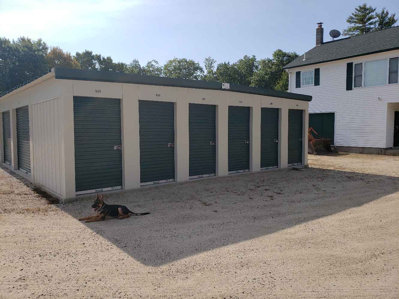 Storage Facility in Moultonborough, NH | Red Hill Self Storage